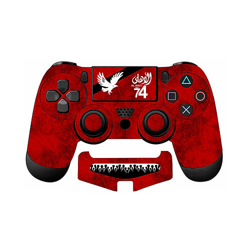 PS4 Al Ahly SC #3 Skin For PlayStation 4 Controller