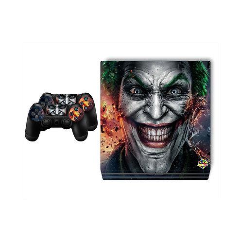 PS4 Pro Joker #1 Skin For PlayStation 4