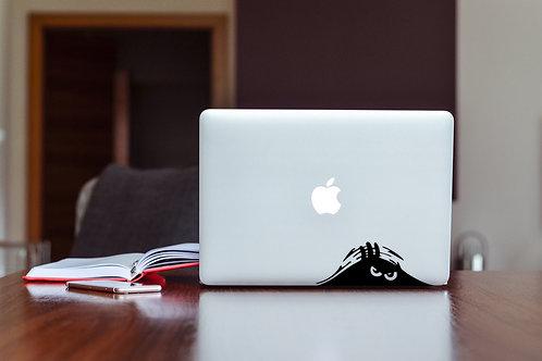 Spy Emoji Decal Sticker For Laptop & MacBook