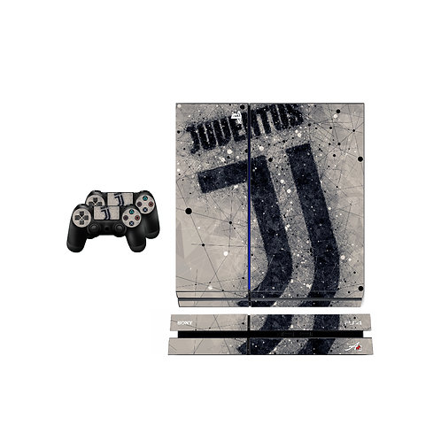 PS4 Standard Juventus F.C. #1 Skin For PlayStation 4