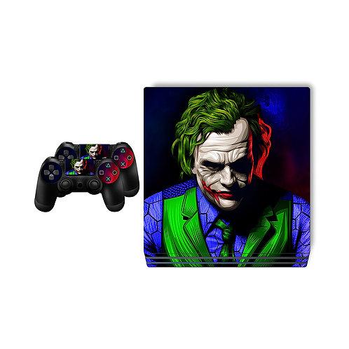 PS4 Pro Joker #2 Skin For PlayStation 4