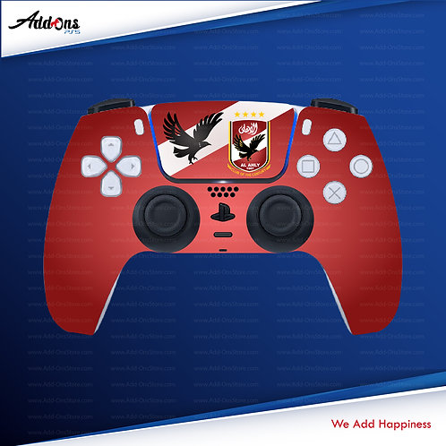PS5 Controller Al Ahly SC #1 Skin For PlayStation 5