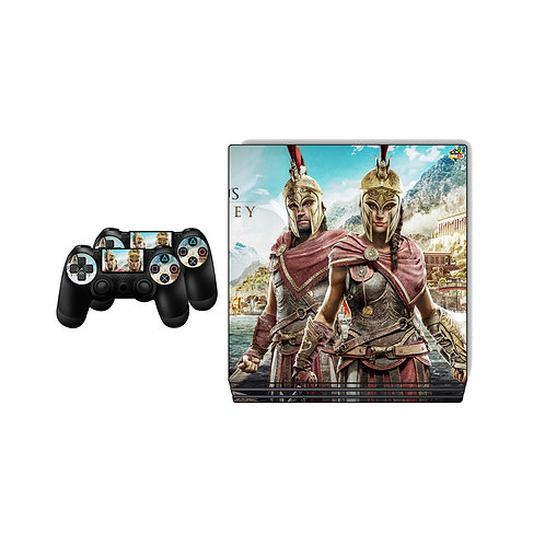PS4 Pro Assassin's Creed #2 Skin For PlayStation 4