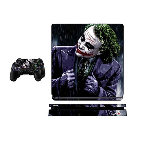 PS4 Slim Joker #4 Skin For PlayStation 4