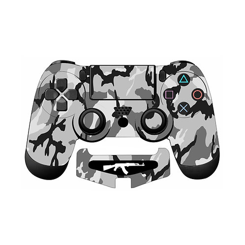 PS4 Camouflage #2 Skin For PlayStation 4 Controller
