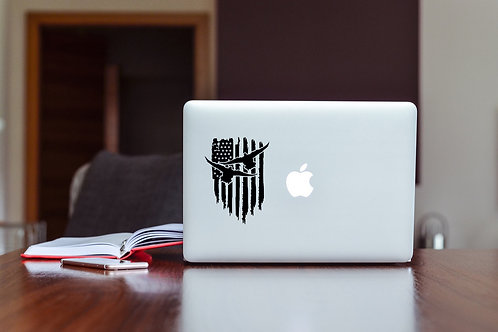 American Eagle Decal Sticker For Laptop & MacBook