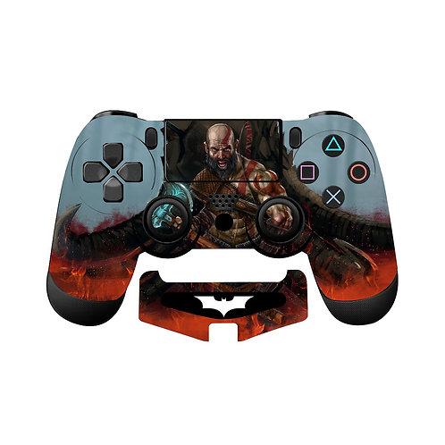 PS4 God Of War Skin For PlayStation 4 Controller