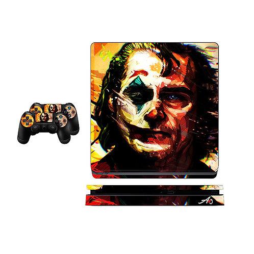 PS4 Slim Joker #3 Skin For PlayStation 4