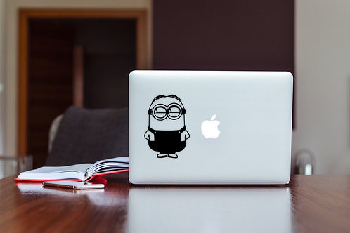 Minions Decal Sticker For Laptop & MacBook