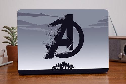 Laptop The Avengers 3M Vinyl Skin