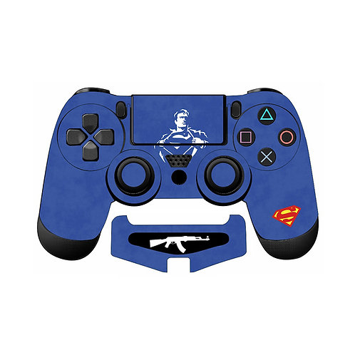PS4 Superman #3 Skin For PlayStation 4 Controller
