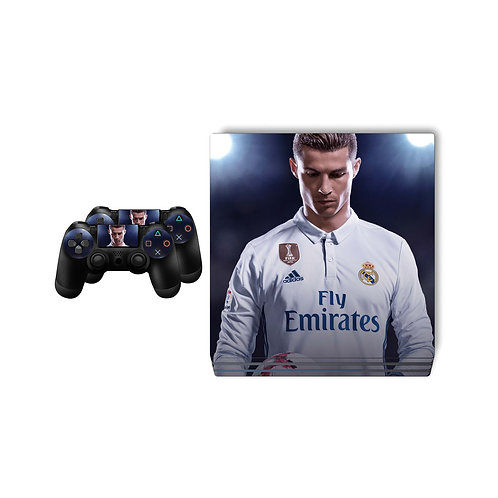 PS4 Pro CR7 #3 Skin For PlayStation 4