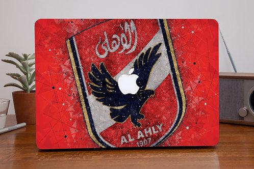 Apple MacBook Al Ahly SC 3M Vinyl Skin