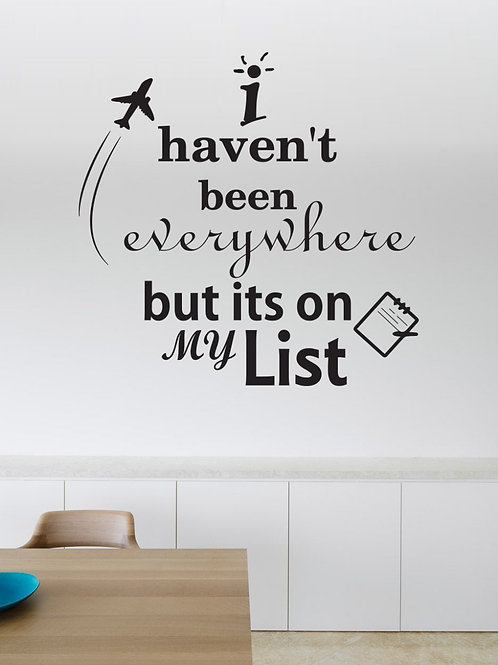 Home Quote #2 Decal Wall Sticker