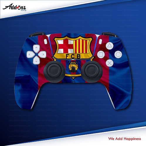 PS5 Controller FC Barcelona #2 Skin For PlayStation 5