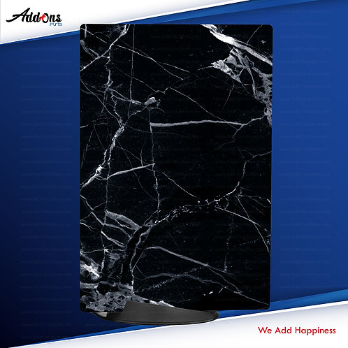 PS5 Digital Marble #1 Skin For PlayStation 5