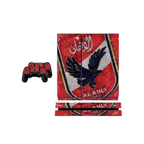 PS4 Standard Al Ahly SC #4 Skin For PlayStation 4