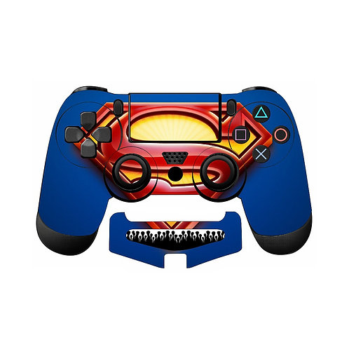 PS4 Superman #1 Skin For PlayStation 4 Controller