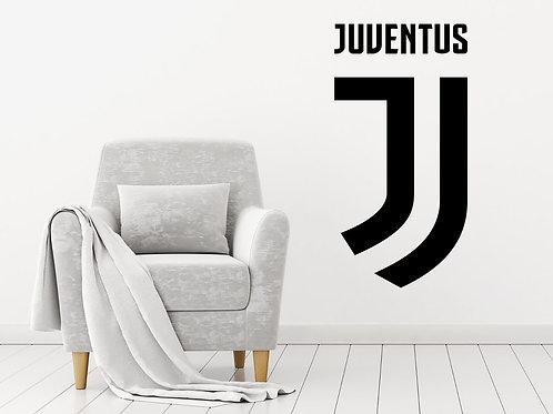 Juventus F.C Decal Wall Sticker