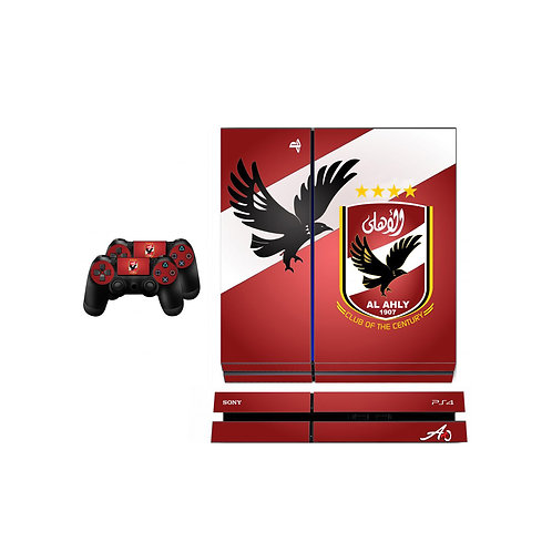 PS4 Standard Al Ahly SC #1 Skin For PlayStation 4