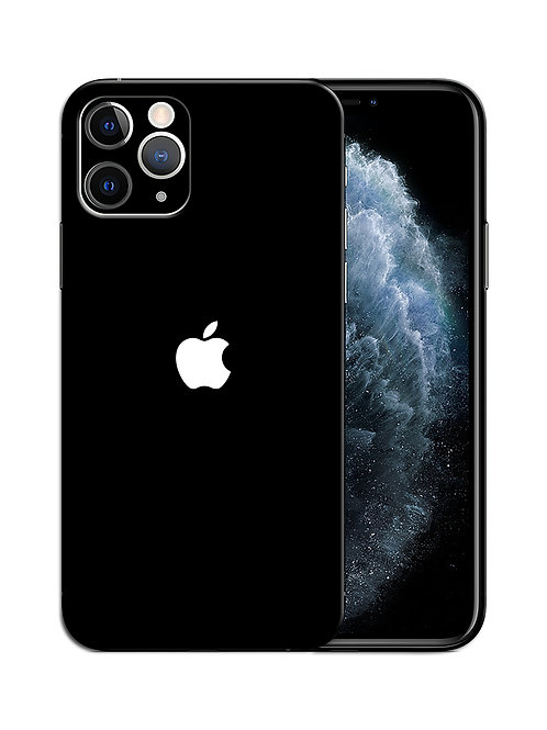 iPhone Black Skin