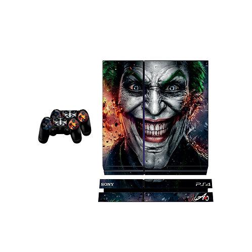 PS4 Standard Joker #1 Skin For PlayStation 4