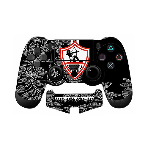 PS4 Zamalek SC #2 Skin For PlayStation 4 Controller