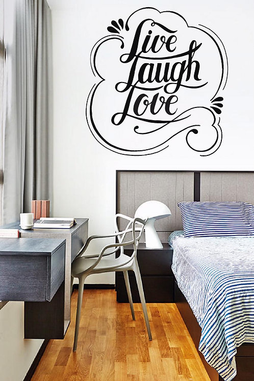 Home Quote #7 Decal Wall Sticker