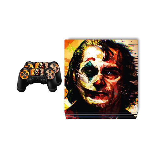 PS4 Pro Joker #3 Skin For PlayStation 4