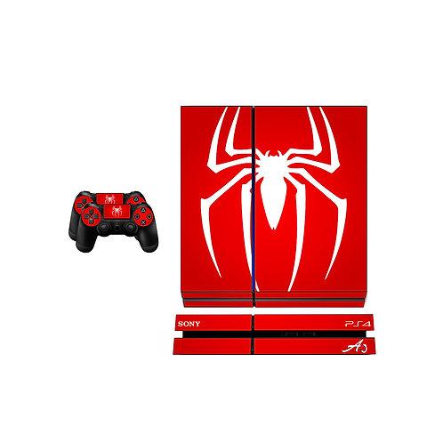 PS4 Standard Spider-Man #1 Skin For PlayStation 4