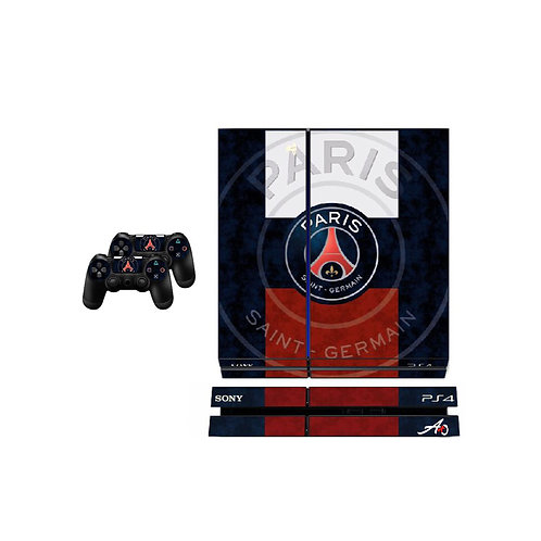 PS4 Standard Paris Saint-Germain F.C Skin For PlayStation 4