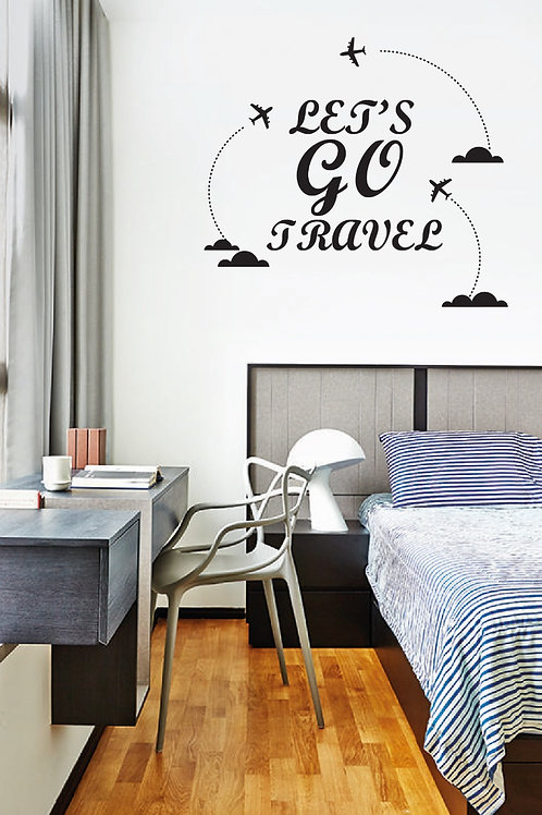 Home Quote #8 Decal Wall Sticker