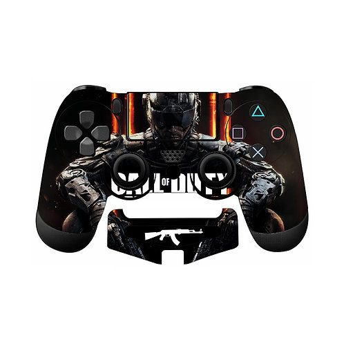 PS4 Call of Duty #3 Skin For PlayStation 4 Controller