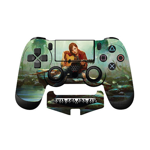 PS4 The Last of Us Skin For PlayStation 4 Controller