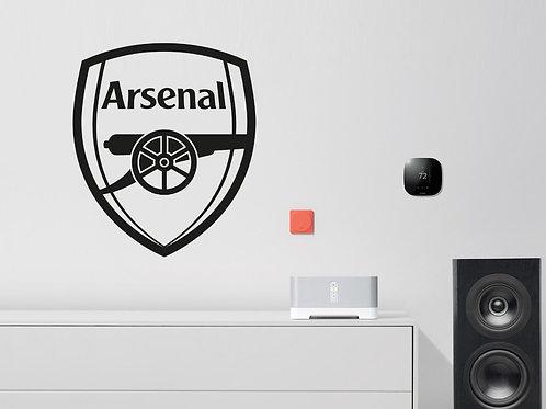 Arsenal FC Decal Wall Sticker