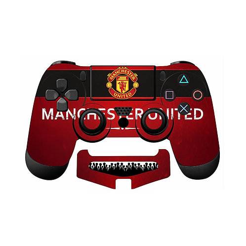 PS4 Manchester United F.C Skin For PlayStation 4 Controller