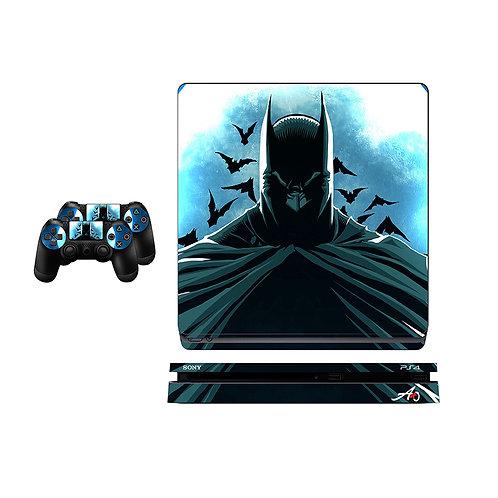 PS4 Slim Batman #5 Skin For PlayStation 4