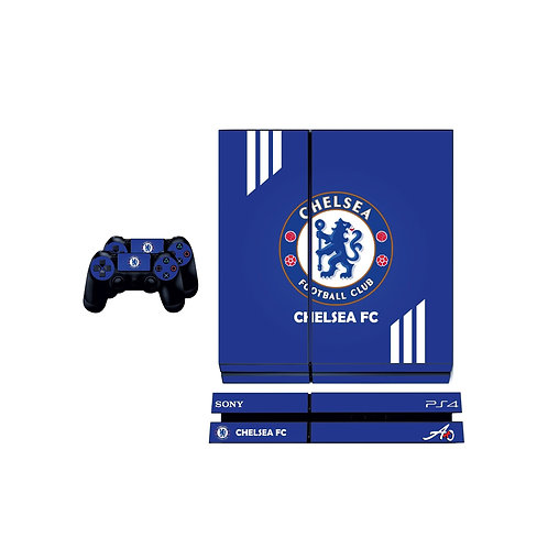 PS4 Standard Chelsea F.C. Skin For PlayStation 4