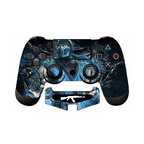 PS4 Mortal Kombat #2 Skin For PlayStation 4 Controller