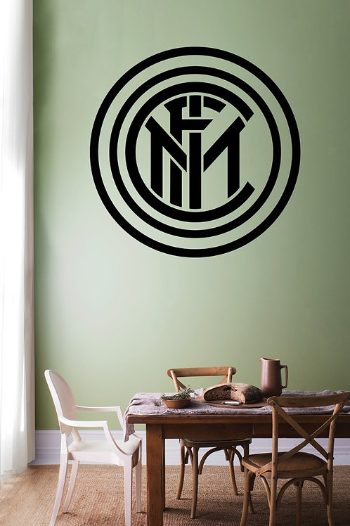 FC Inter Milan Decal Wall Sticker