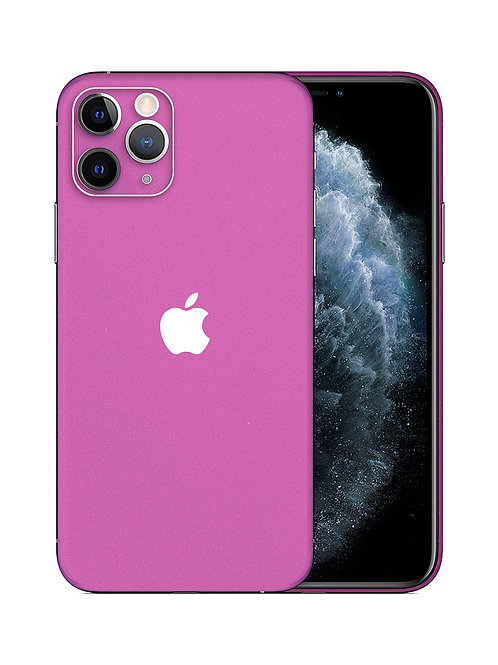 iPhone Rose Pink Skin