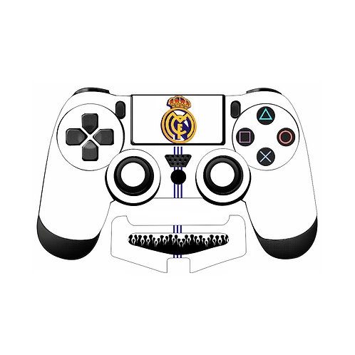 PS4 Real Madrid CF #1 Skin For PlayStation 4 Controller