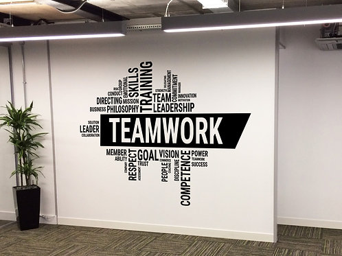 Office Quote #1 Decal Wall Sticker