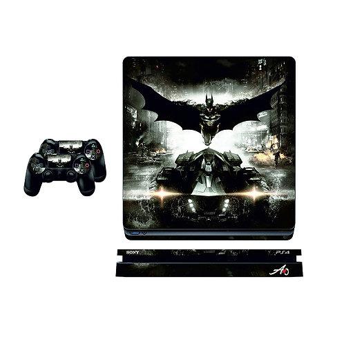 PS4 Slim Batman #1 Skin For PlayStation 4