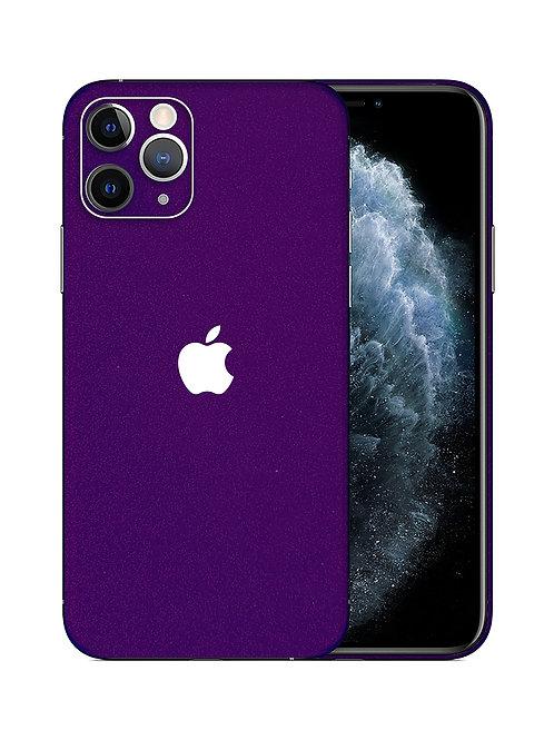 Infinix Purple Skin