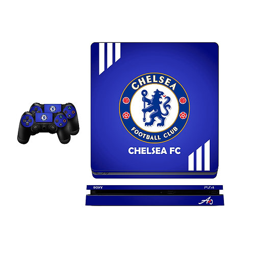 PS4 Slim Chelsea F.C. Skin For PlayStation 4