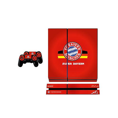 PS4 Standard FC Bayern Munich Skin For PlayStation 4