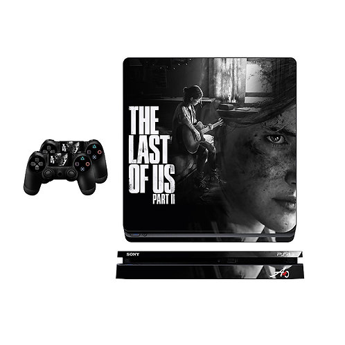 PS4 Slim The Last of Us #1 Skin For PlayStation 4