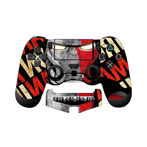 PS4 Iron Man #1 Skin For PlayStation 4 Controller