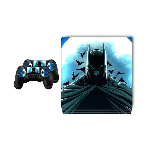PS4 Pro Batman #5 Skin For PlayStation 4